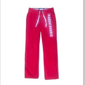 Abercrombie & fitch sweatpants XS